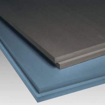 Styrofoam sheets in Grey and blue