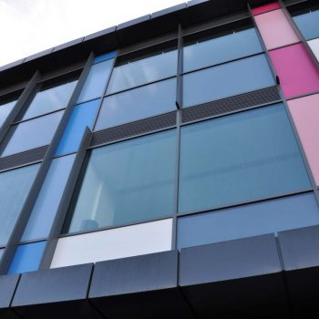 Aluglaze for Window Infill & Curtain Walling