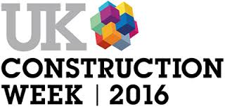 UK Construction Week 2016 - Logo