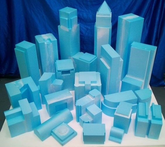 Craftfoam city
