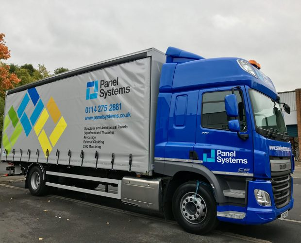Panel Systems Truck