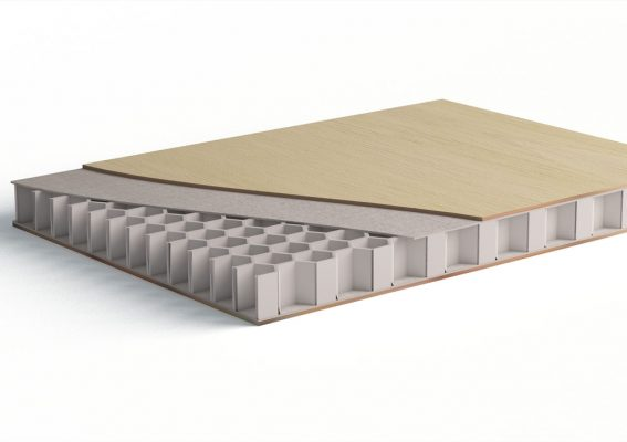 Lighten up with our extended Sandwich Panel range