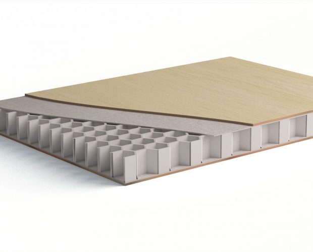 ThermHex - lightweight sandwich panel