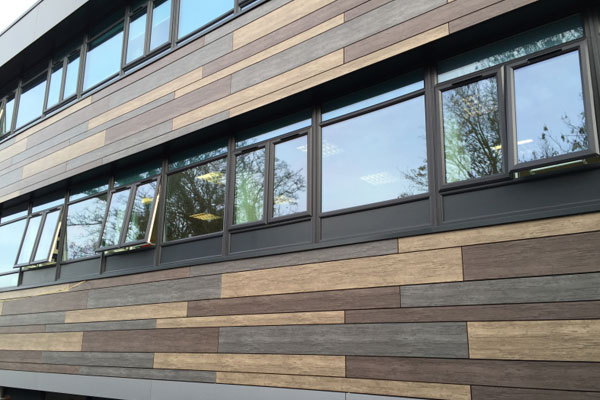 Rockpanel is an External cladding board
